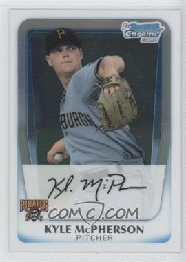 2011 Bowman - Chrome Prospects #BCP31 - Kyle McPherson