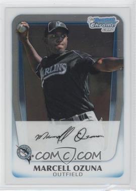 2011 Bowman - Chrome Prospects #BCP36 - Marcell Ozuna