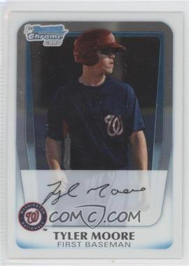 2011 Bowman - Chrome Prospects #BCP5 - Tyler Moore