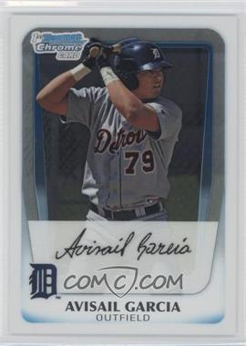 2011 Bowman - Chrome Prospects #BCP72 - Avisail Garcia