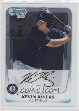 2011 Bowman - Chrome Prospects #BCP73 - Kevin Rivers
