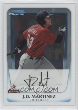 2011 Bowman - Chrome Prospects #BCP92 - J.D. Martinez