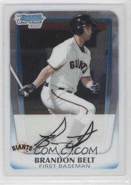 2011 Bowman - Chrome Prospects #BCP93 - Brandon Belt