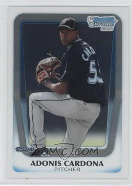 2011 Bowman - Chrome Prospects #BCP96 - Adonis Cardona
