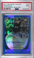 Chris Sale [PSA 9 MINT] #118/250