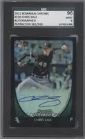 Chris Sale [SGC 9 MINT] #/500