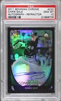 Chris Sale /500 [PSA 10]