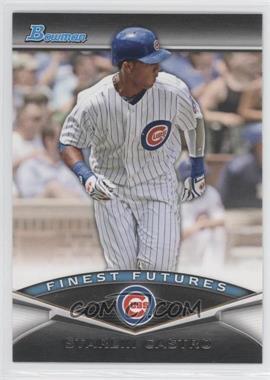 2011 Bowman - Finest Futures #FF6 - Starlin Castro