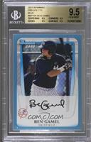 Ben Gamel /500 [BGS 9.5 GEM MINT]