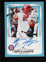 Bryce Harper (Autographed) [Noted] #14/250
