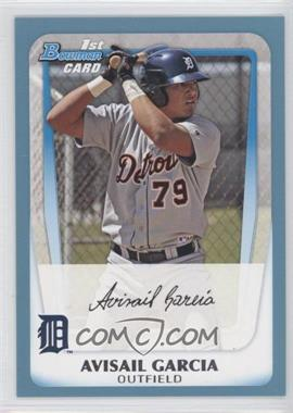 2011 Bowman - Prospects - Blue #BP72 - Avisail Garcia /500