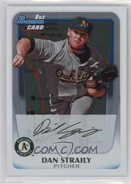 2011 Bowman - Prospects - International #BP53 - Dan Straily