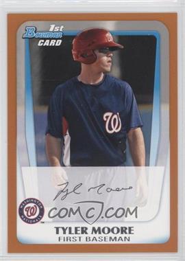 2011 Bowman - Prospects - Orange #BP5 - Tyler Moore /250