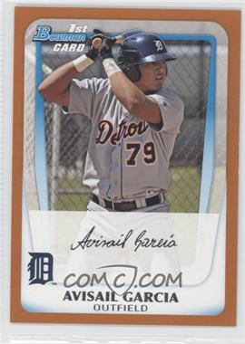 2011 Bowman - Prospects - Orange #BP72 - Avisail Garcia /250
