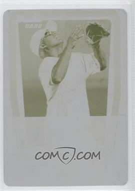 2011 Bowman - Prospects - Printing Plate Yellow #BP79 - Rafael Ynoa /1