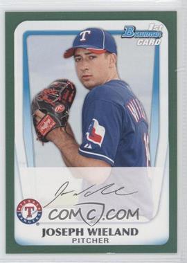 2011 Bowman - Prospects - Retail Green #BP33 - Joseph Wieland /450