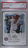 Bryce Harper (Base) [PSA 10 GEM MT]