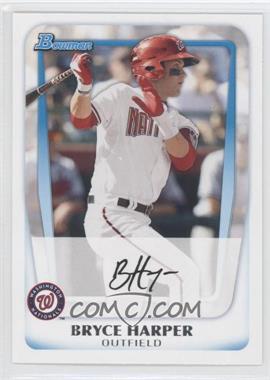 2011 Bowman - Prospects #BP1.1 - Bryce Harper (Base)