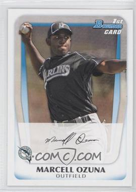 2011 Bowman - Prospects #BP36 - Marcell Ozuna