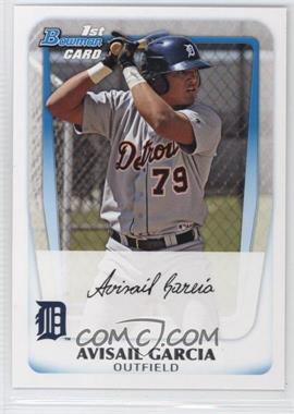 2011 Bowman - Prospects #BP72 - Avisail Garcia