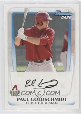 2011 Bowman - Prospects #BP99 - Paul Goldschmidt