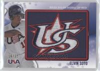 Elvin Soto /25