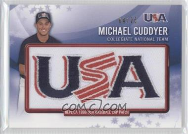 2011 Bowman - Retro Patch Relics #RPR-6 - Michael Cuddyer /25