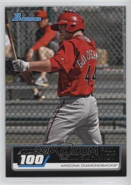 2011 Bowman - Topps 100 #TP32 - Paul Goldschmidt
