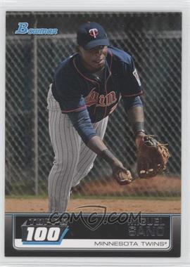 2011 Bowman - Topps 100 #TP40 - Miguel Sano