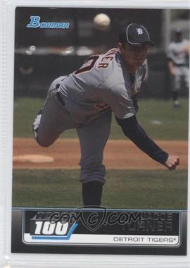 2011 Bowman - Topps 100 #TP45 - Jacob Turner