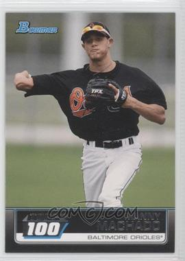2011 Bowman - Topps 100 #TP54 - Manny Machado