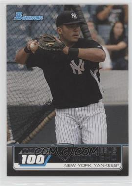 2011 Bowman - Topps 100 #TP58 - Jesus Montero