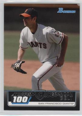 2011 Bowman - Topps 100 #TP6 - Brandon Belt