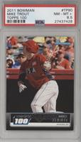 Mike Trout [PSA 8.5 NR‑MT+]