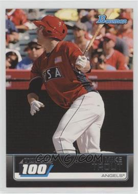 2011 Bowman - Topps 100 #TP90 - Mike Trout