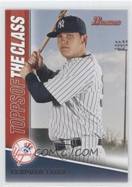 2011 Bowman - Topps of the Class #TC13 - Brandon Laird