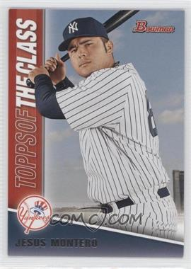 2011 Bowman - Topps of the Class #TC21 - Jesus Montero