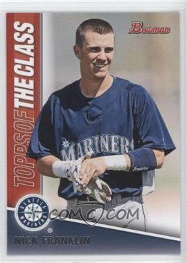 2011 Bowman - Topps of the Class #TC4 - Nick Franklin