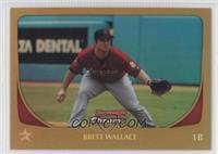 Brett Wallace /50