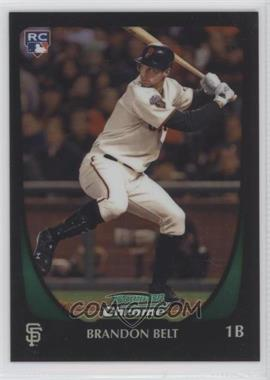 2011 Bowman Chrome - [Base] - Refractor #203 - Brandon Belt