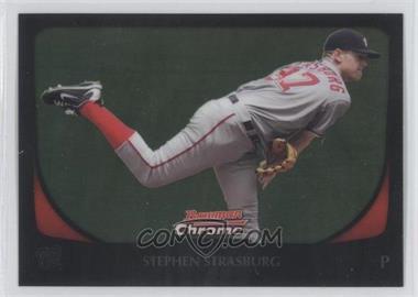2011 Bowman Chrome - [Base] #159 - Stephen Strasburg