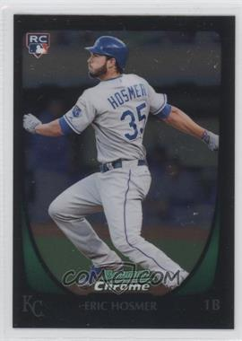 2011 Bowman Chrome - [Base] #196 - Eric Hosmer