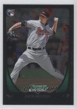 2011 Bowman Chrome - [Base] #210 - Zach Britton