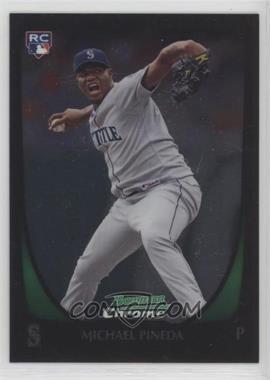 2011 Bowman Chrome - [Base] #216 - Michael Pineda