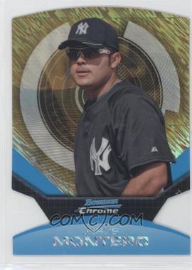 2011 Bowman Chrome - Futures - Micro-Fractor #19 - Jesus Montero /25