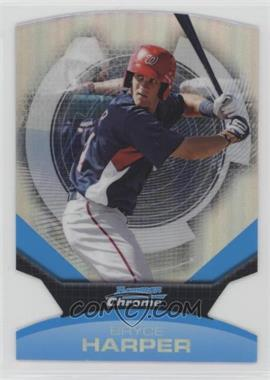 2011 Bowman Chrome - Futures - Refractor #1 - Bryce Harper