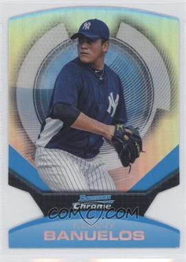 2011 Bowman Chrome - Futures - Refractor #11 - Manny Banuelos