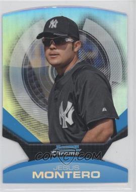 2011 Bowman Chrome - Futures - Refractor #19 - Jesus Montero