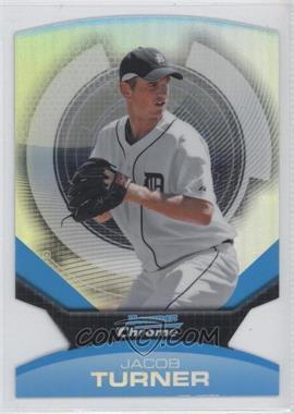 2011 Bowman Chrome - Futures - Refractor #24 - Jacob Turner