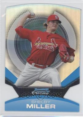 2011 Bowman Chrome - Futures - Refractor #9 - Shelby Miller